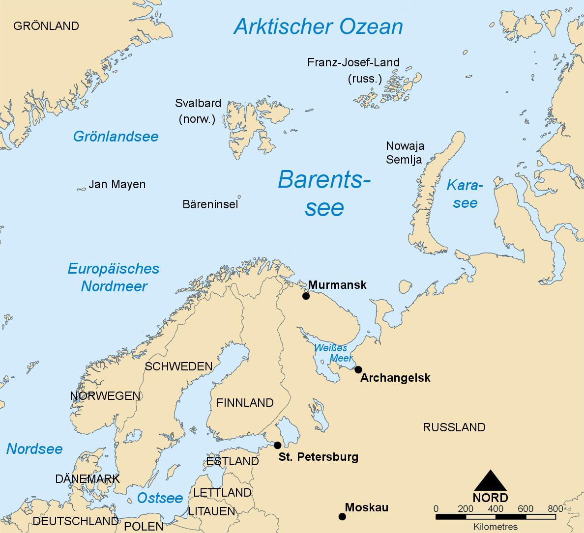 Norway Islands Maps