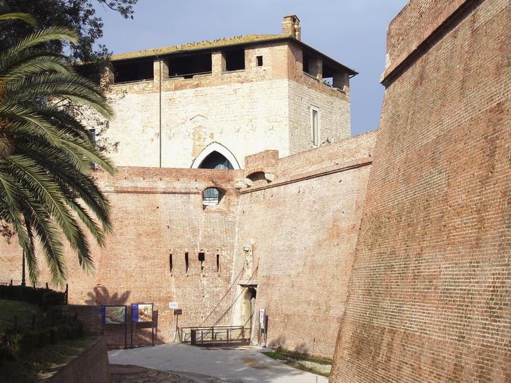 Bastione Santa Lucia e Cassero