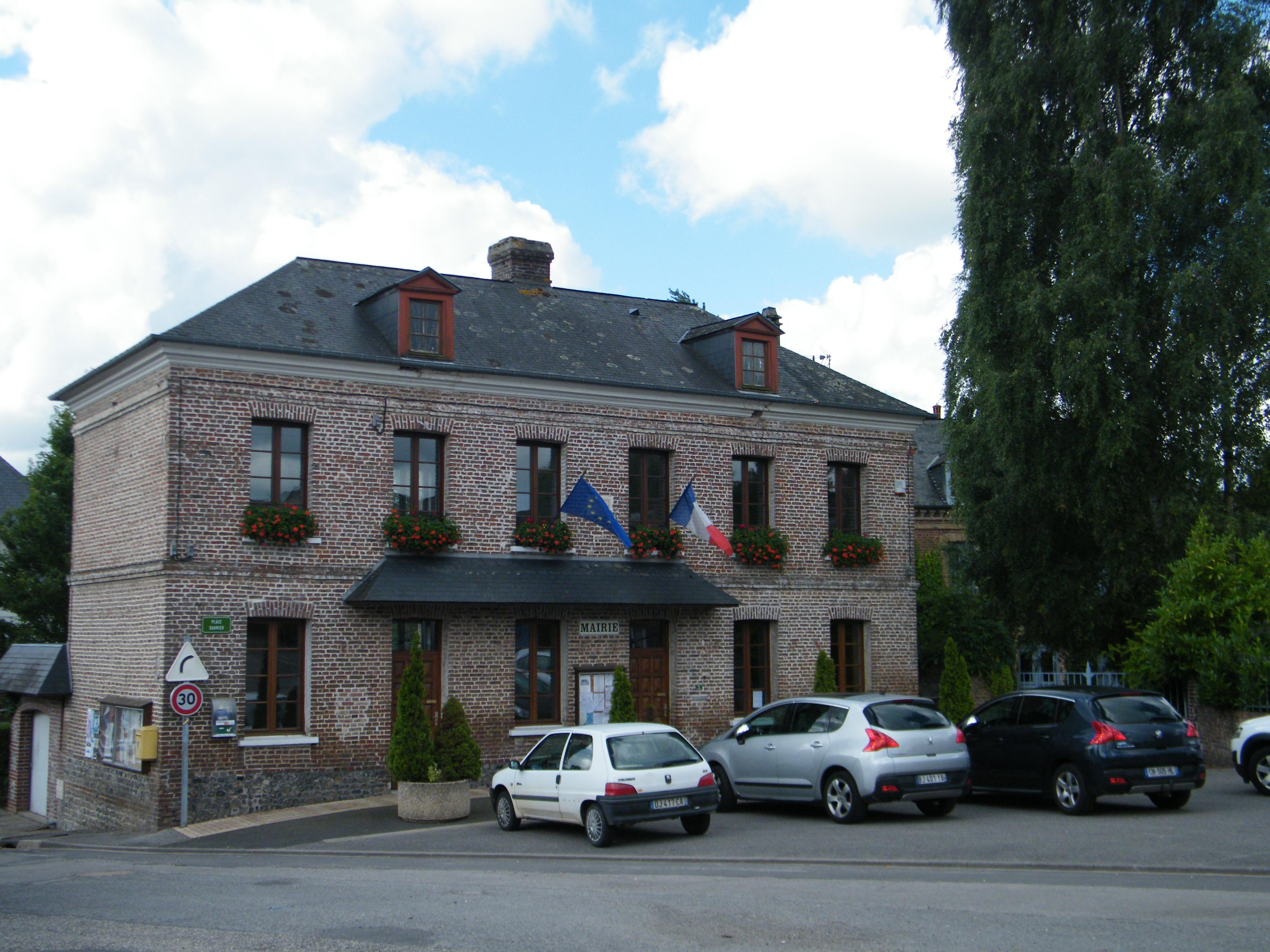 Bellengreville (Seine-Maritime)