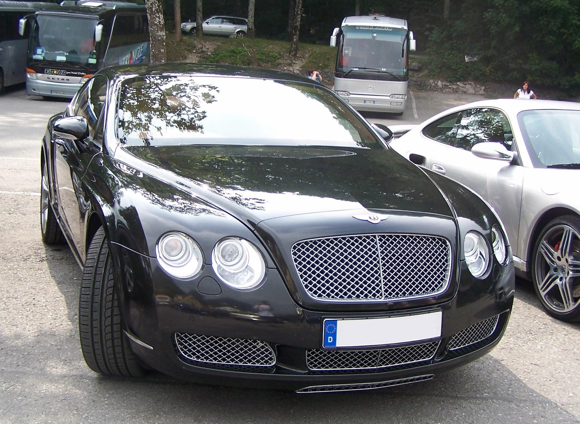 If you have good credit and can afford to make payments on a Bentley, well find you a lender who can get you into a Bentley.