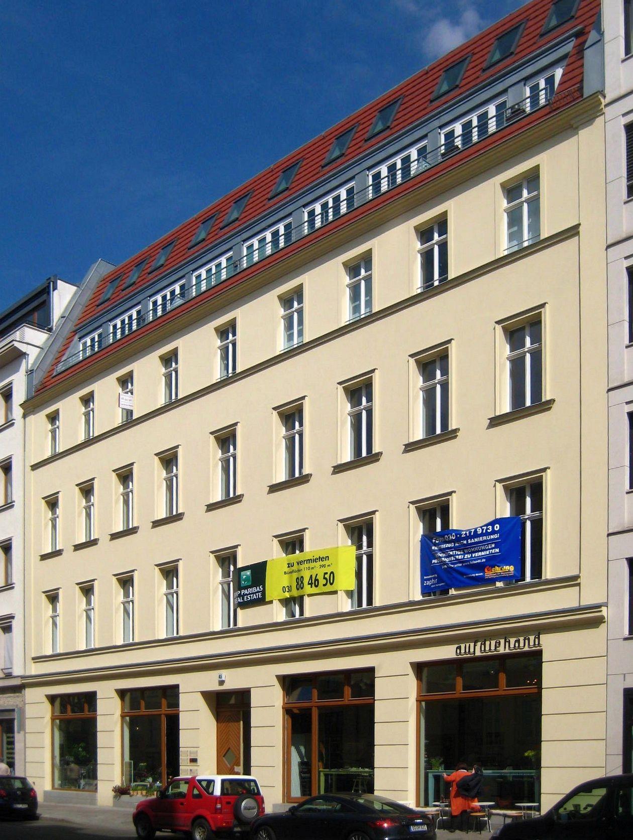 Luisenstraße Berlin