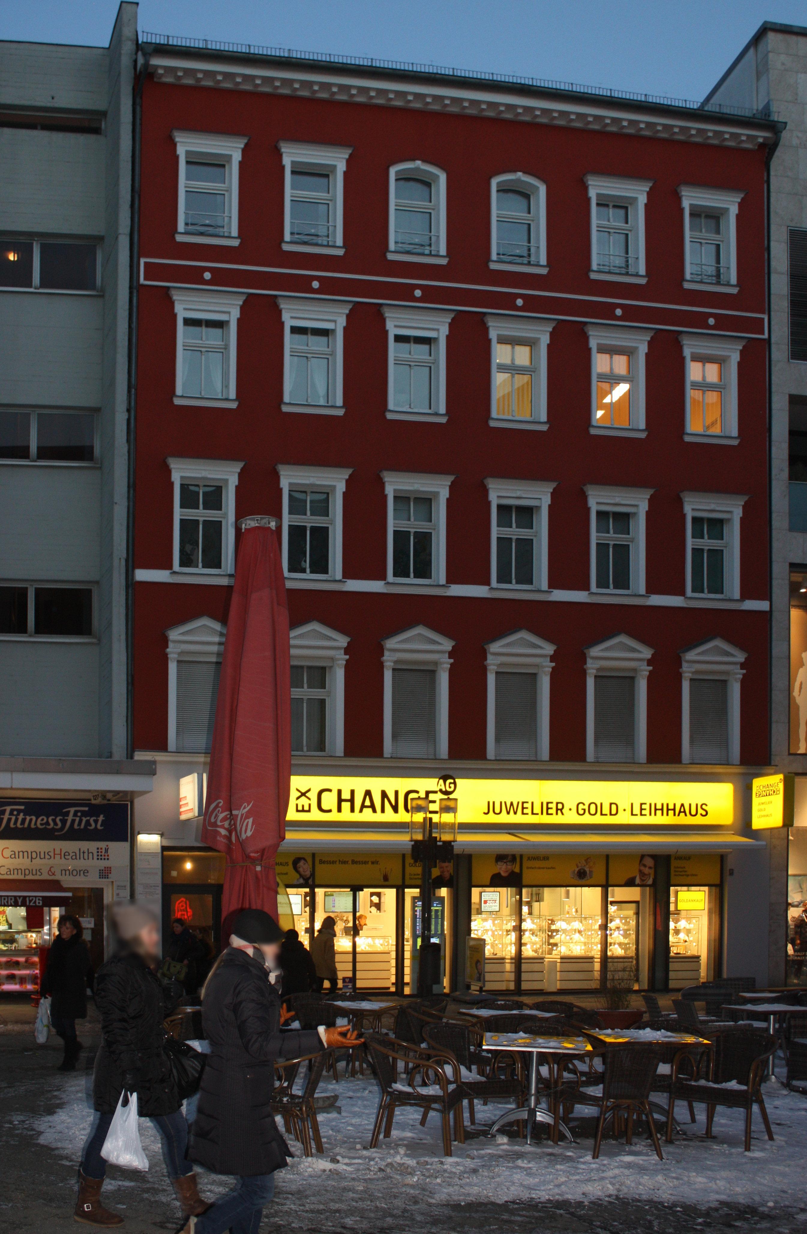 file berlin charlottenburg house 134 wilmersdorfer stra e jpg wikimedia commons. Black Bedroom Furniture Sets. Home Design Ideas
