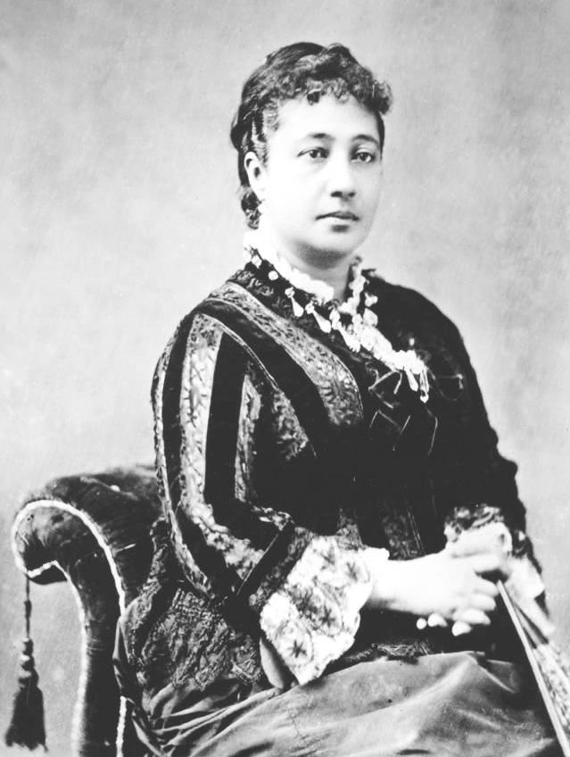 Casa Real de Hawaii Bernicepauahibishop
