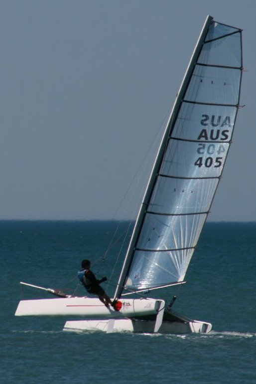 Catamaran Sailboat Plans