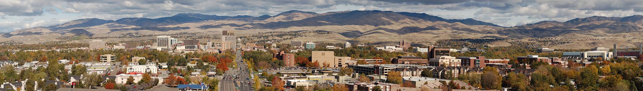 Downtown Boise Car Rental
