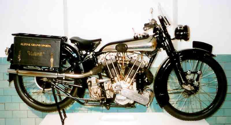 Harley Davidson Termahal Di Dunia