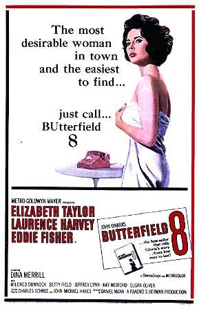 Description de l'image  Butterfield8 movieposter.jpg.