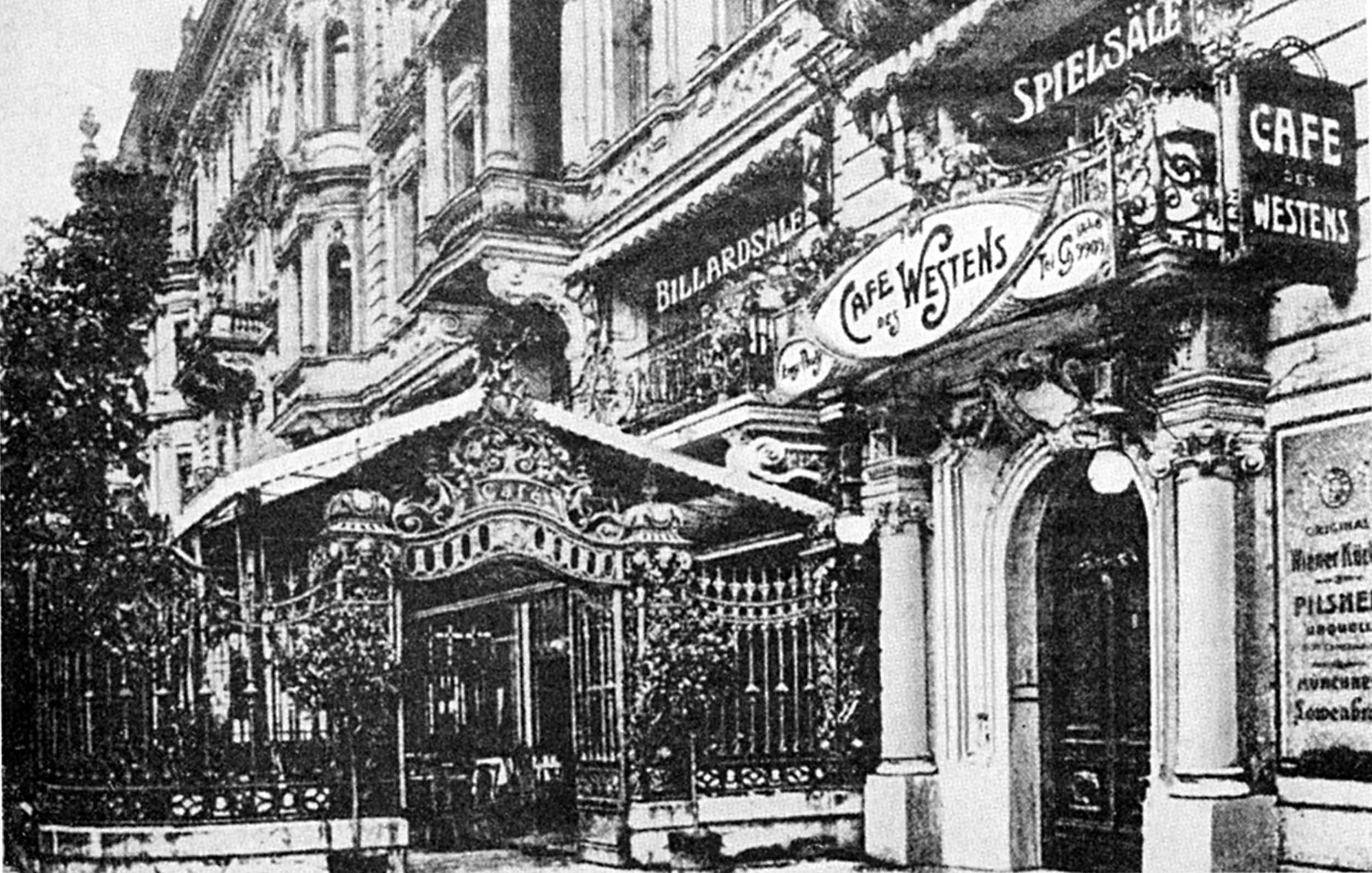 Cafe Des Westens Berlin