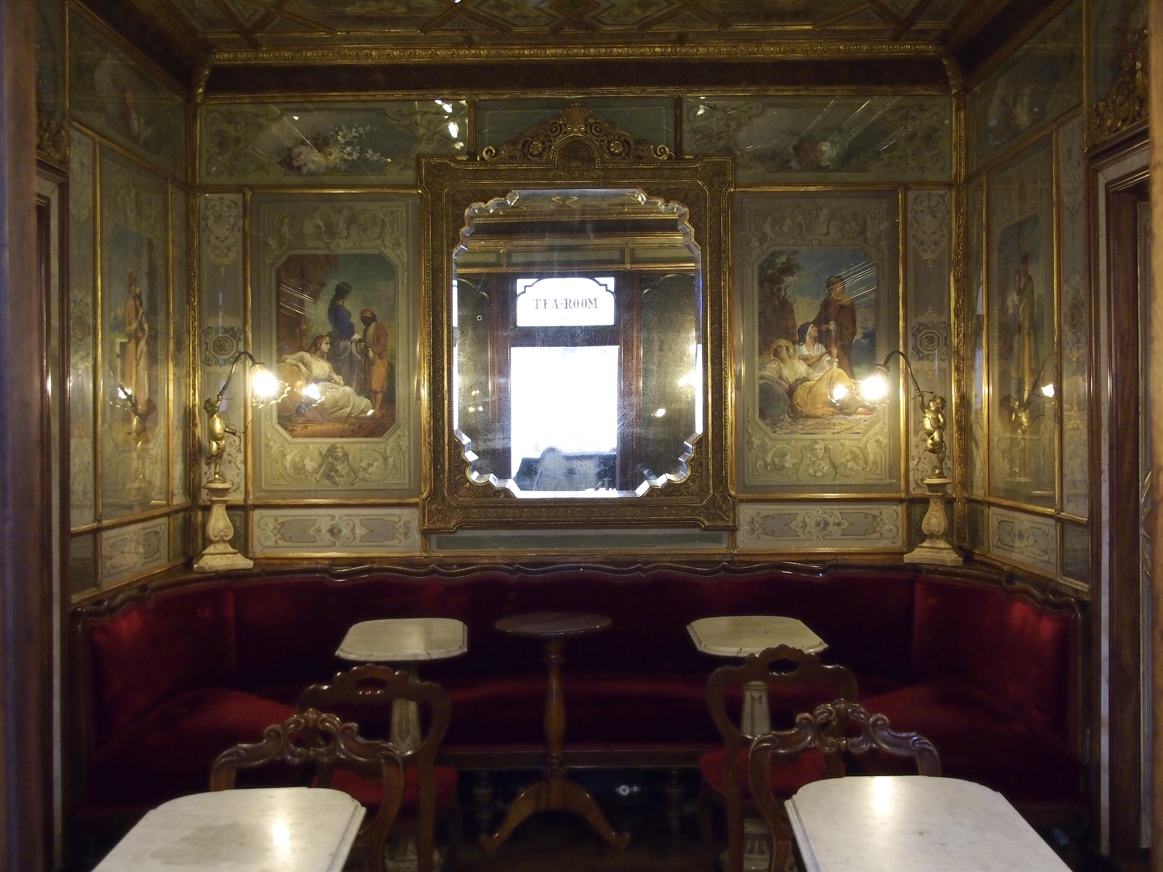 Cafe Florian Menu Kona