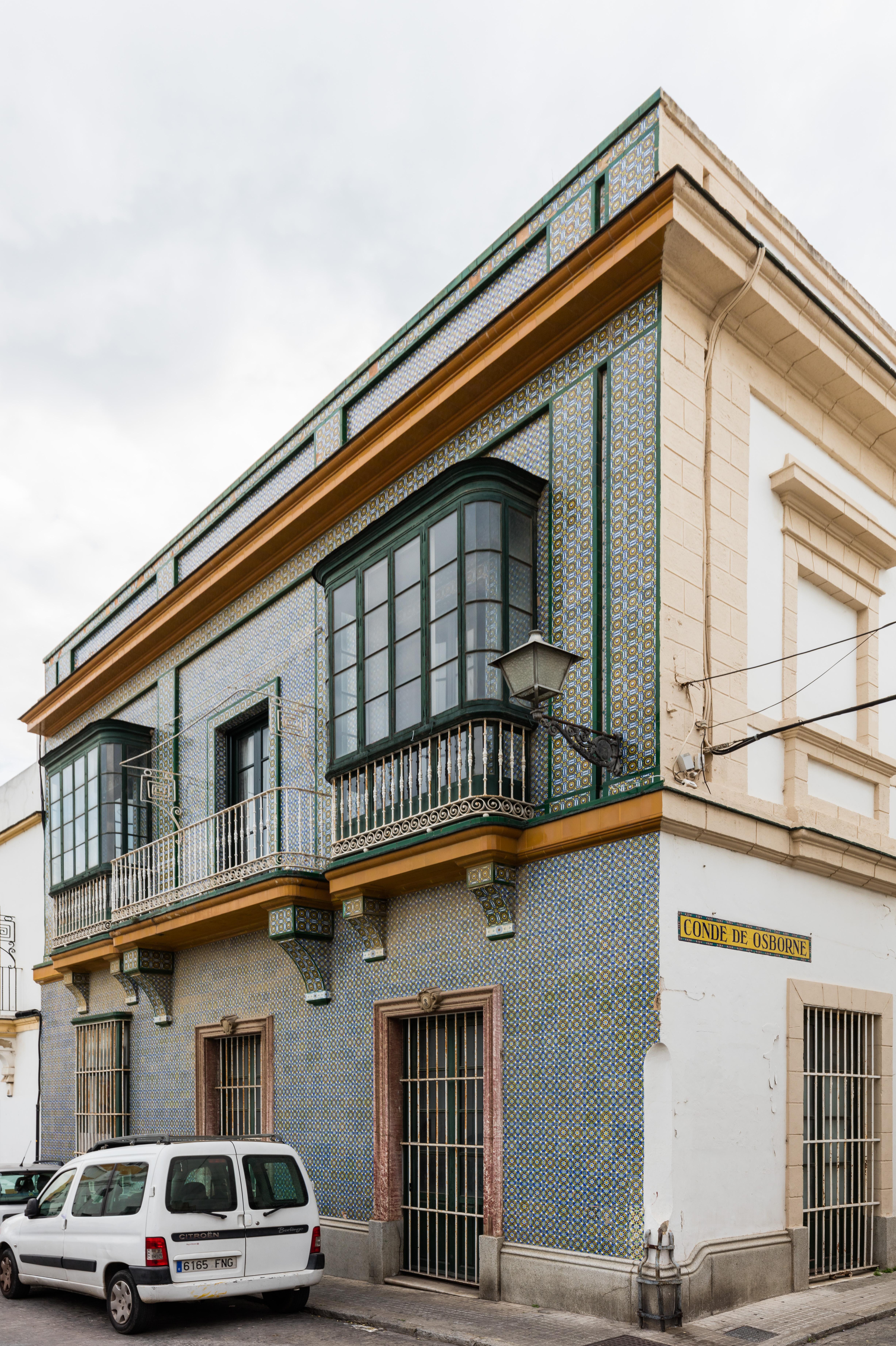 Archivo casa en el puerto de santa mar a espa a 2015 12 - Apartamentos vacacionales en el puerto de santa maria ...