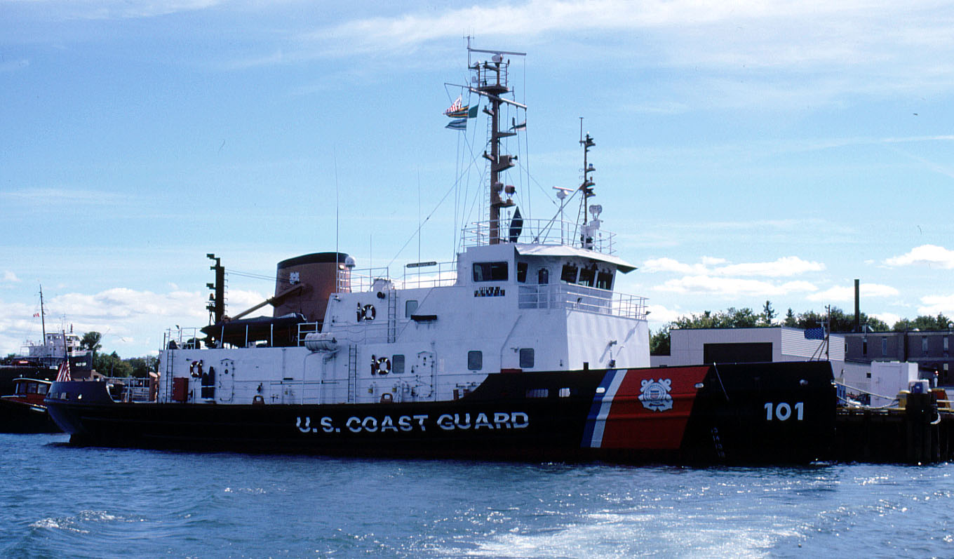 Photo of USCGC Katmai Bay (WTGB-101)