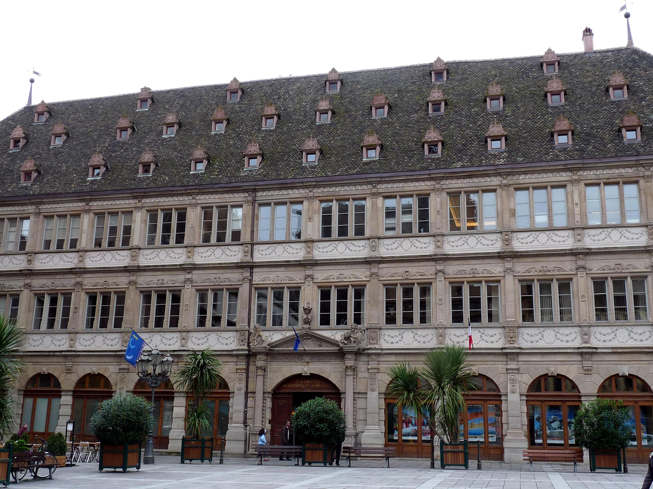 étonnante File:Chambre De Commerce Et Du0027industrie De Strasbourg