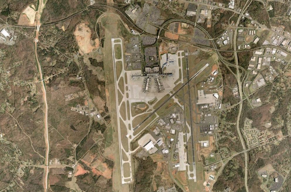 Charlotte Douglas International Airport Simple English Wikipedia