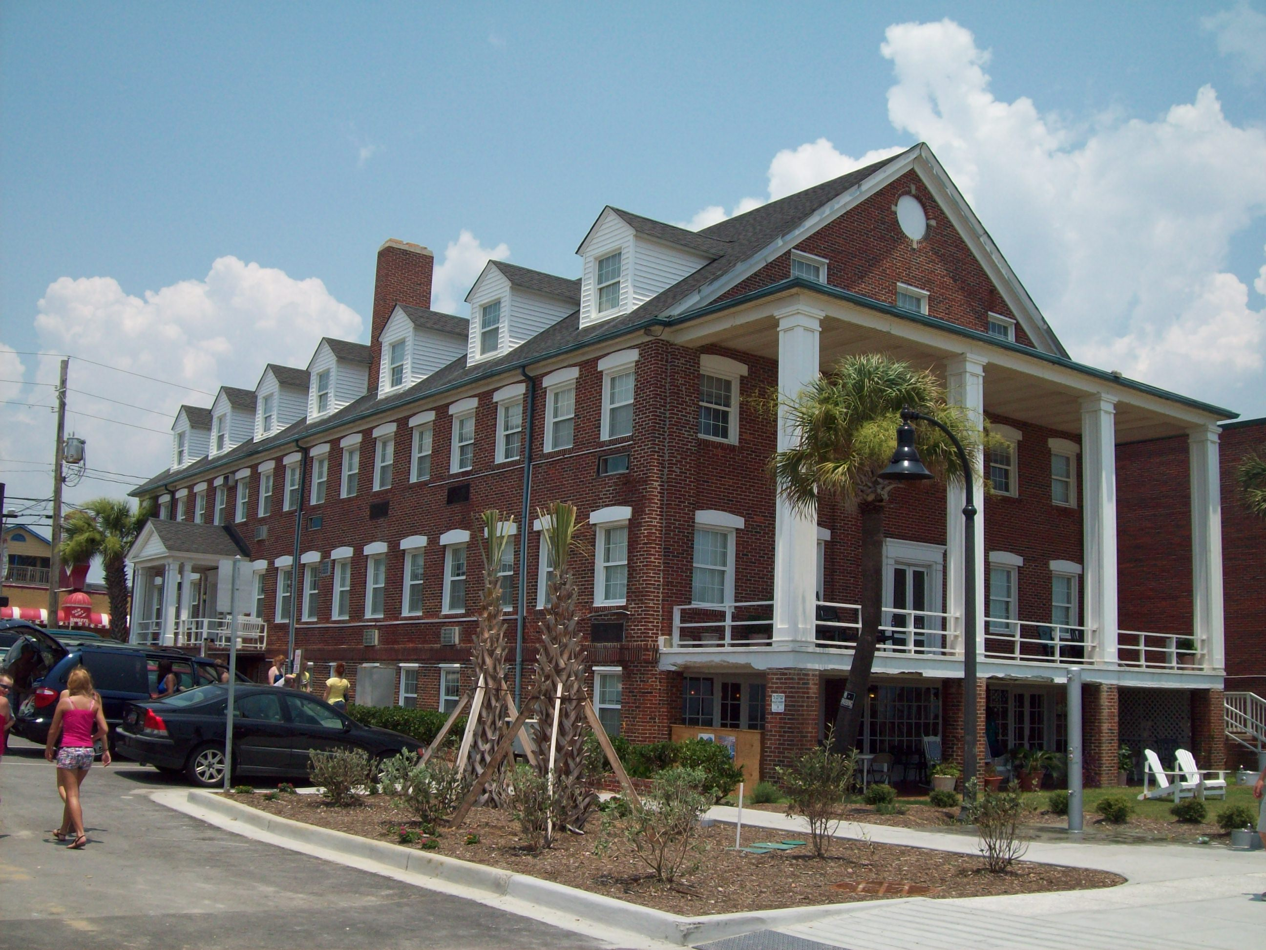 Myrtle Beach Historic Hotels