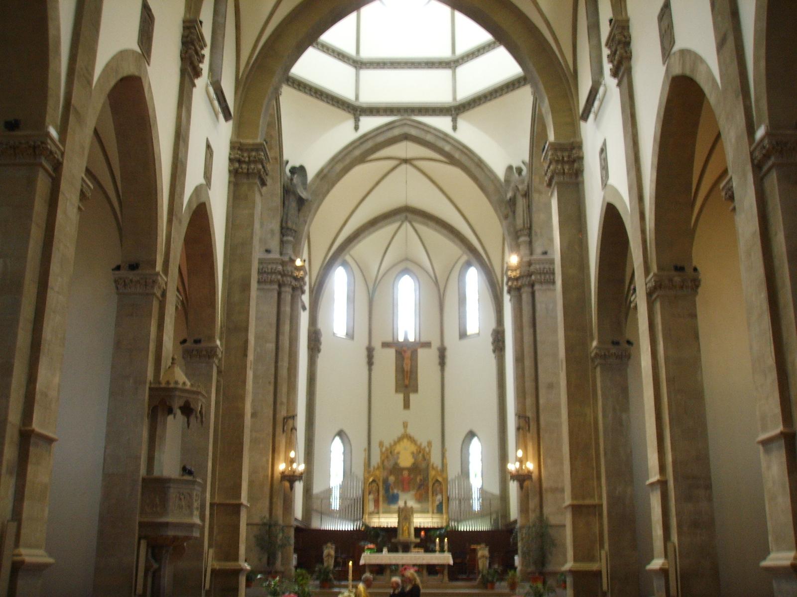 File Chiesa Della Sacra Famiglia Interno 02 Jpg