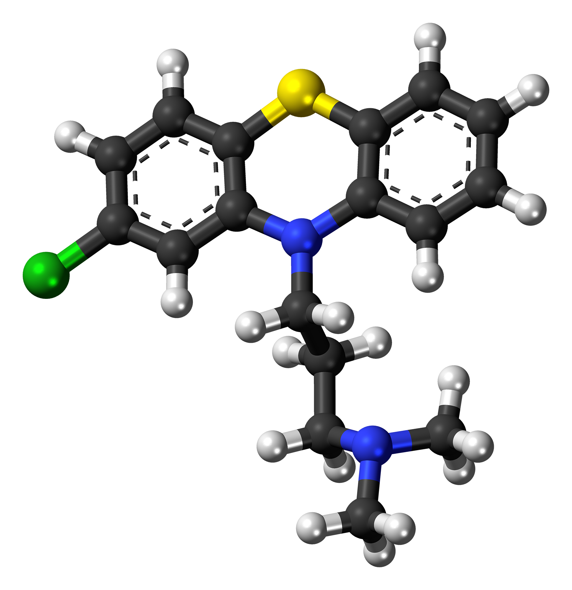 an introduction to the chemical chlorpromazine or thorazine The original antipsychotic drugs, such as chlorpromazine (thorazine), are  considered 'typical', exhibiting reliable antipsychotic.