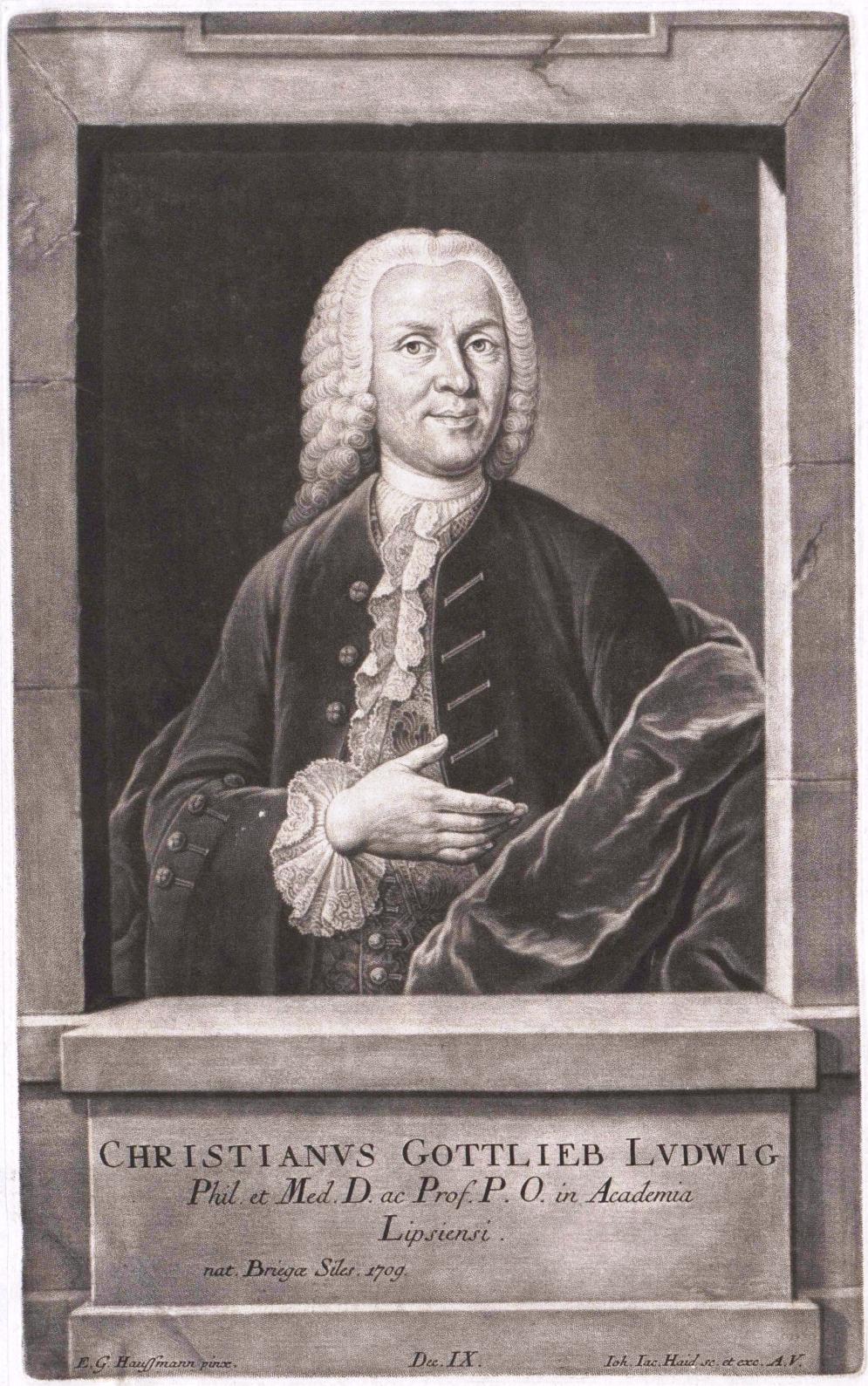 Christian Gottlieb Ludwig