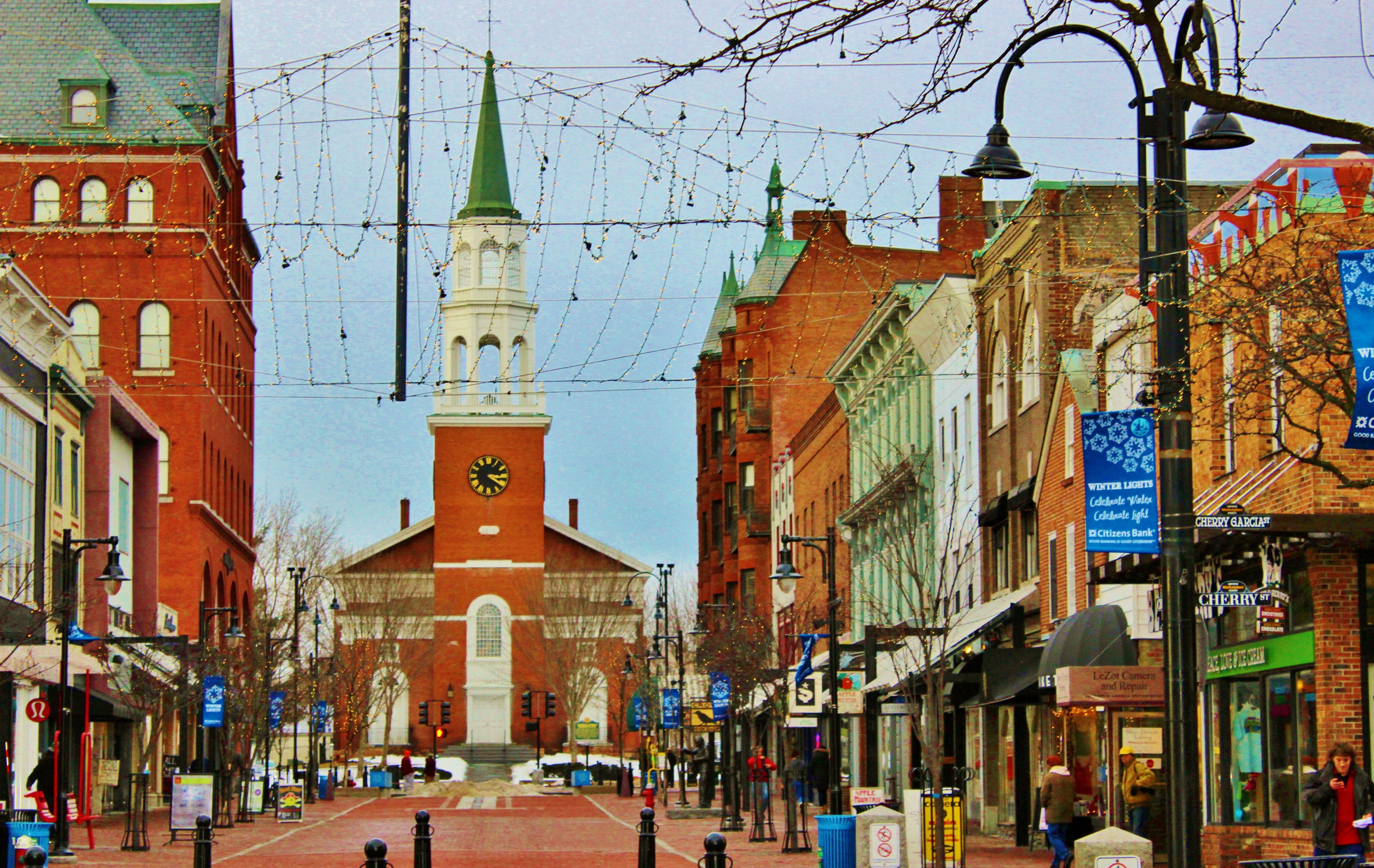 Burlington Vermont nopeus dating