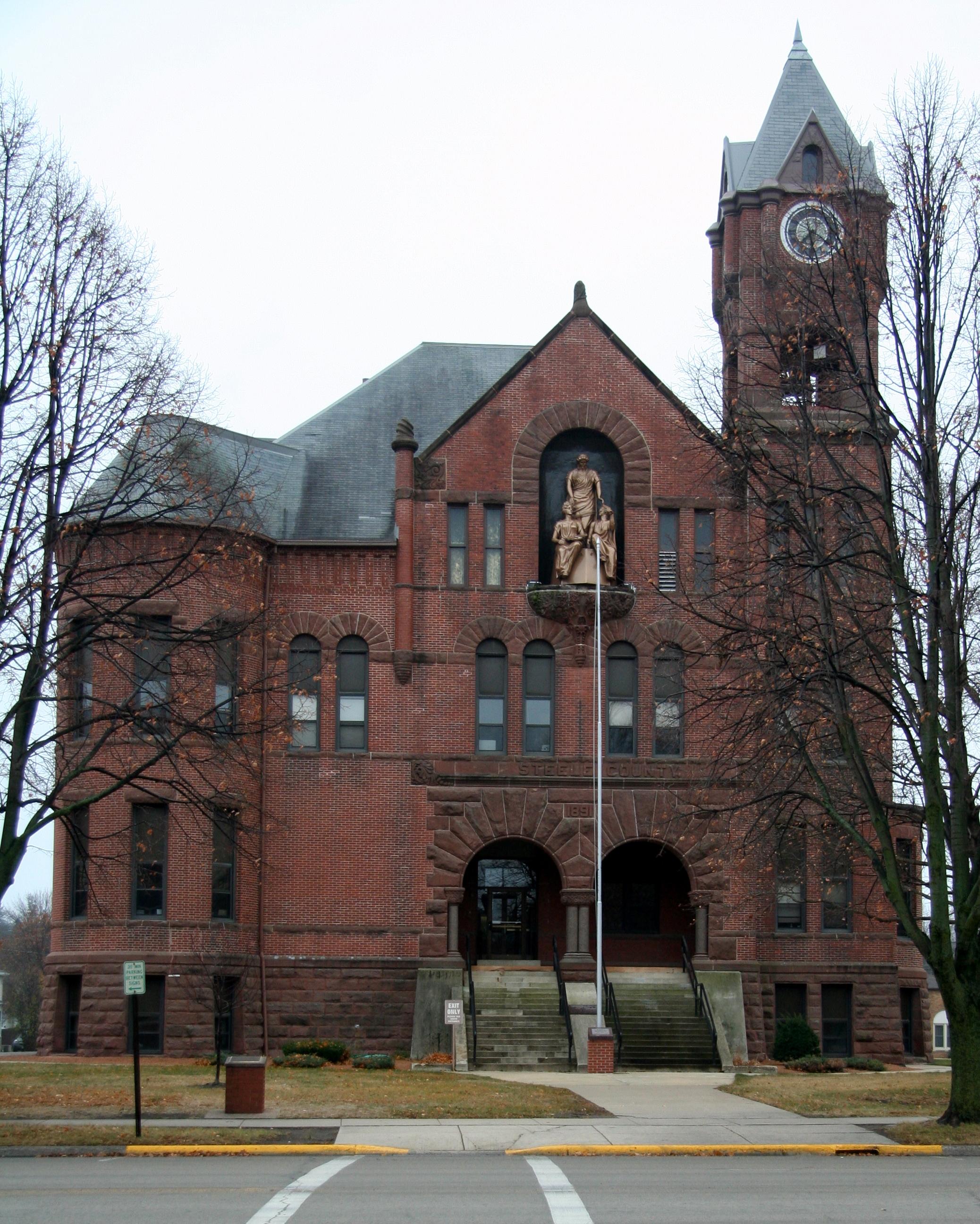 Steele County Courthouse (Minnesota) - Wikipedia