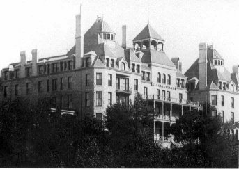 Th Crescent Hotel Spa