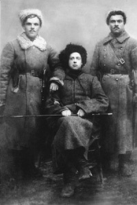 Danylo Ilkovych Terpylo Otaman commander