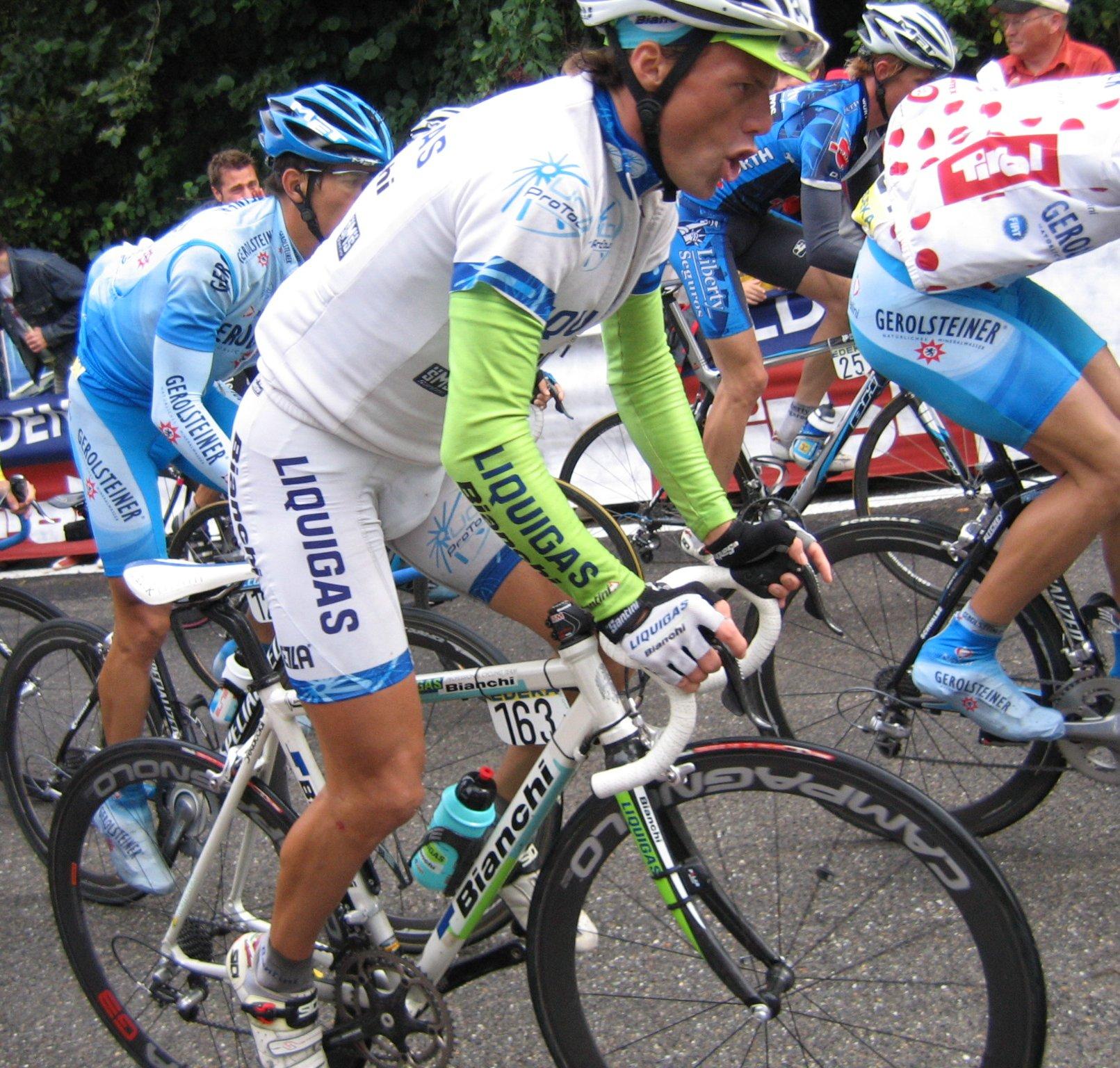 Depiction of UCI ProTour 2005