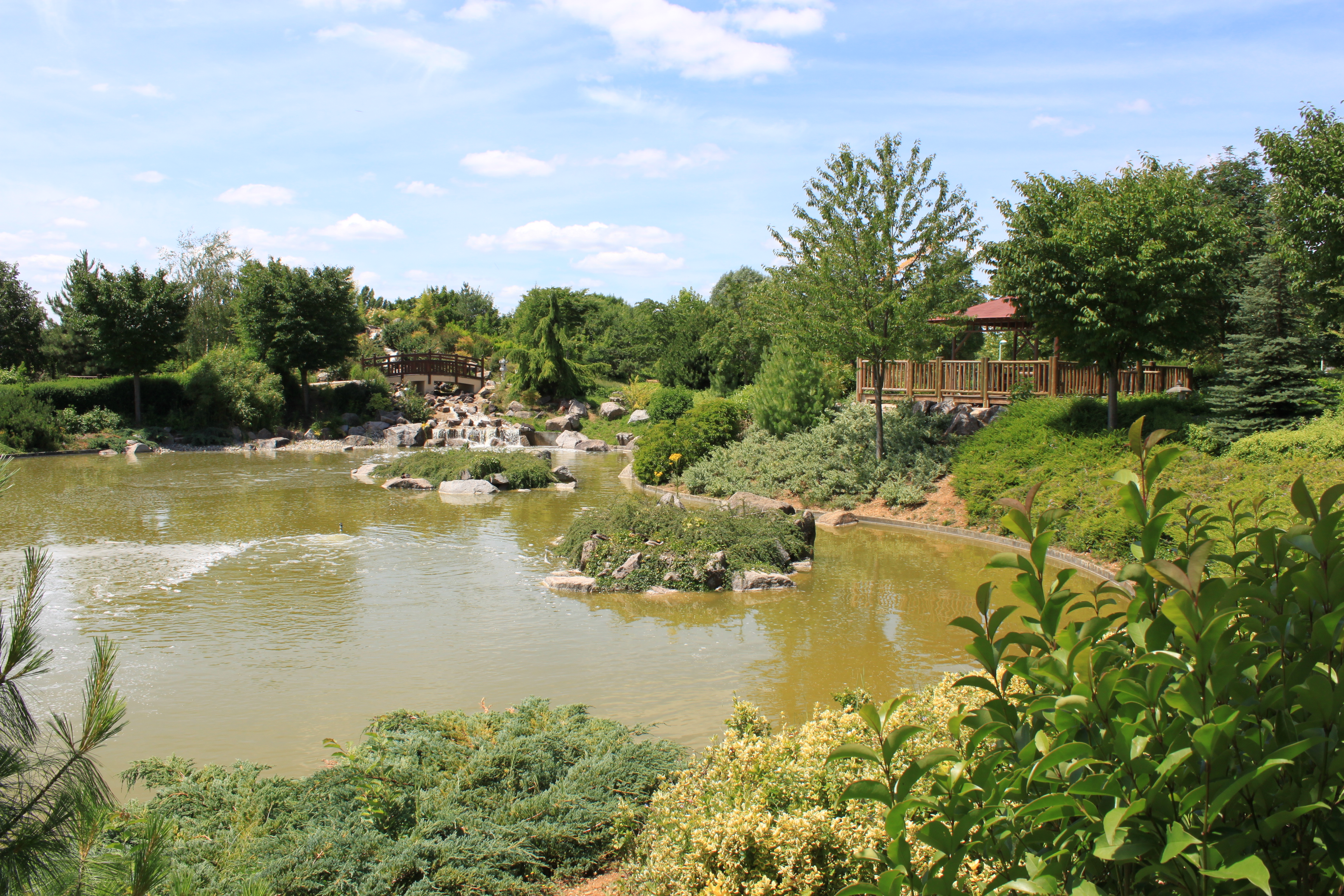 File dijon jardin japonais wikimedia commons for Jardin japonais dijon
