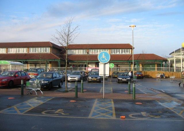 Car Parking Asda Poole