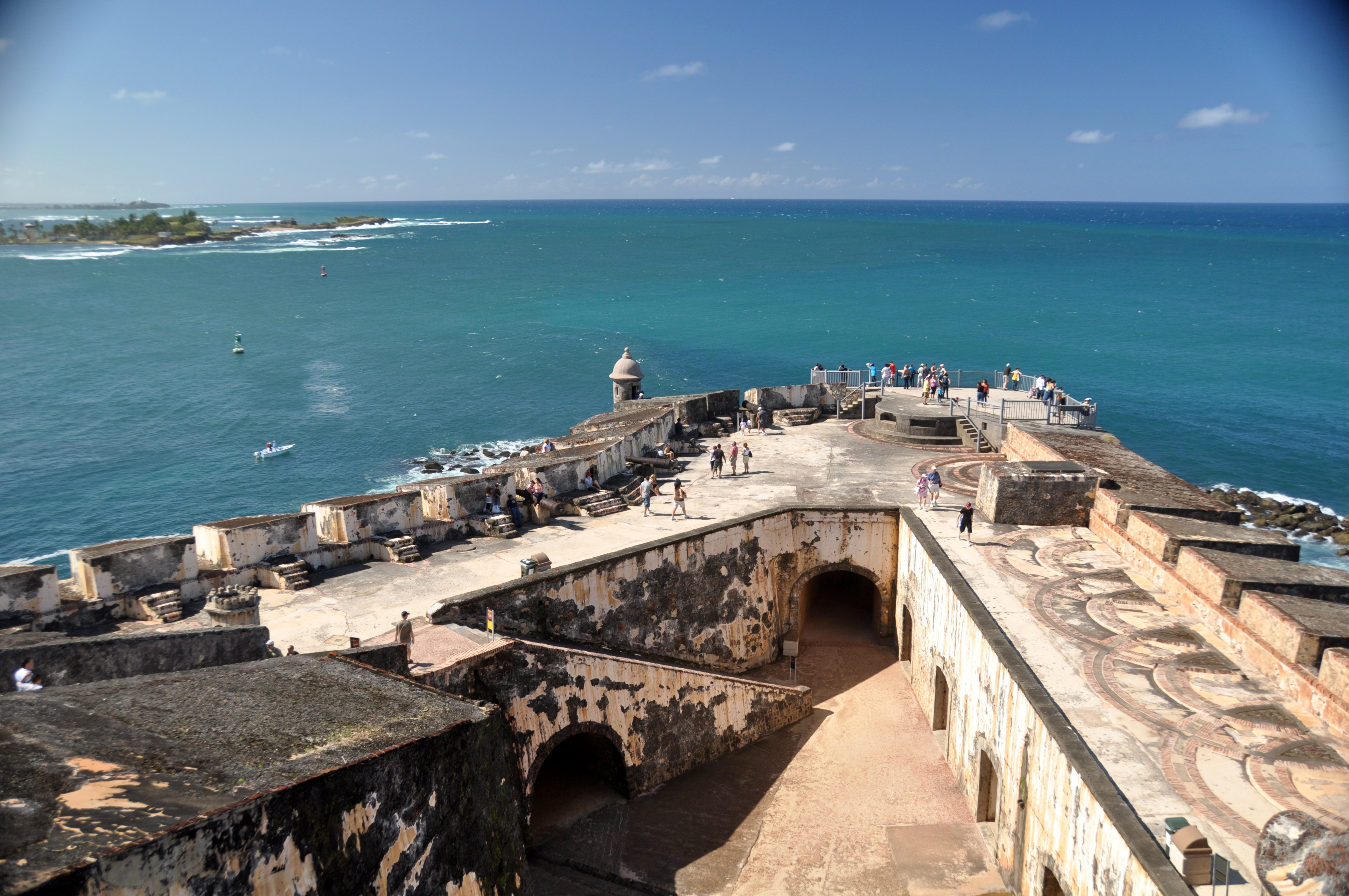 Puerto Rico Fort Tour