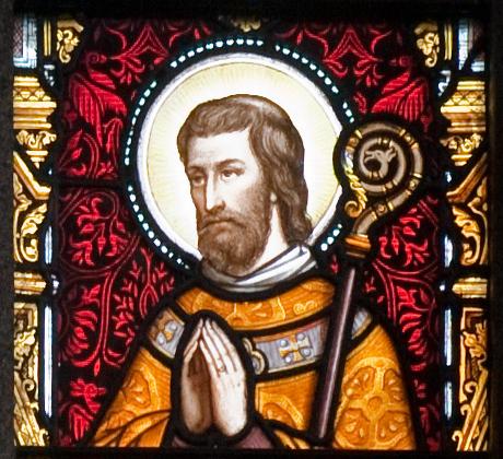 img ST. MAEDOC Aidan, the first Bishop of Ferns, Ireland