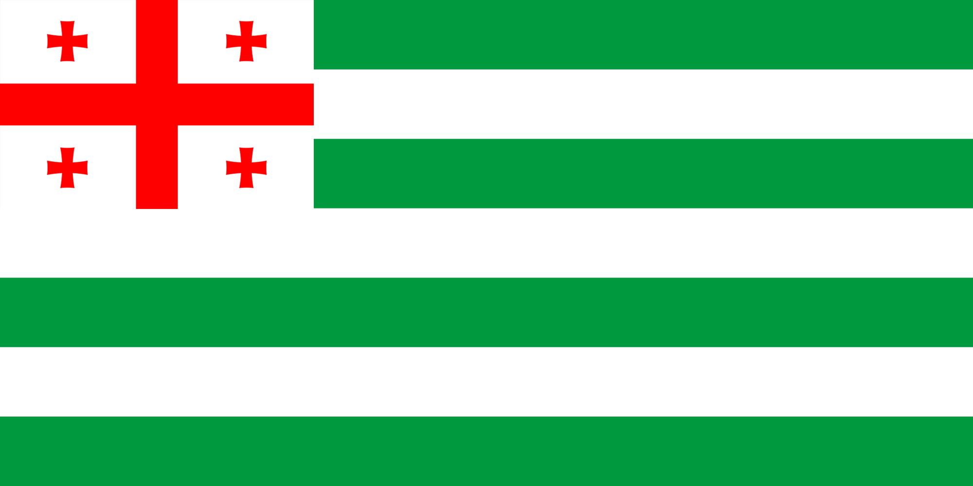 Flag of Abkhazia images