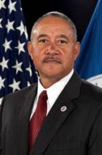 L. Eric Patterson Retired American United States Air Force Brigadier General (Special Agent)