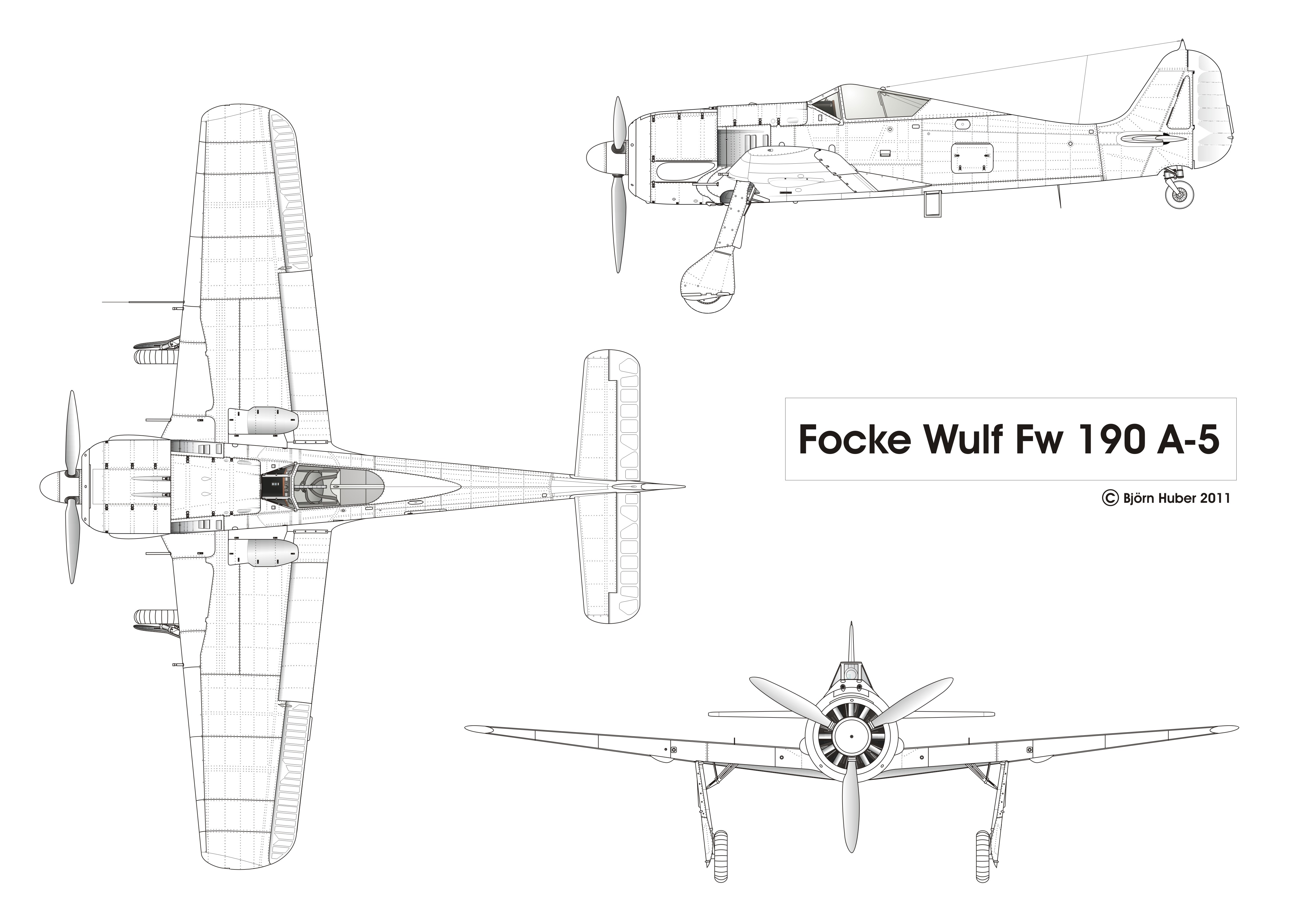Diskusni Forum Modelaru Zobrazit Tema Nytovaci Vykres Fw 190a