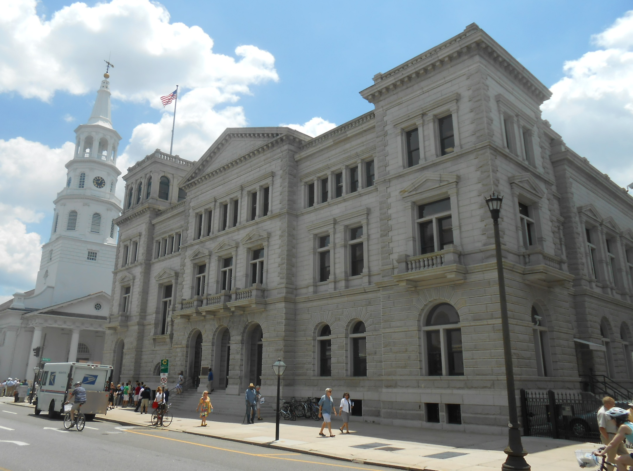 United States Post Office and Courthouse (Charleston, South