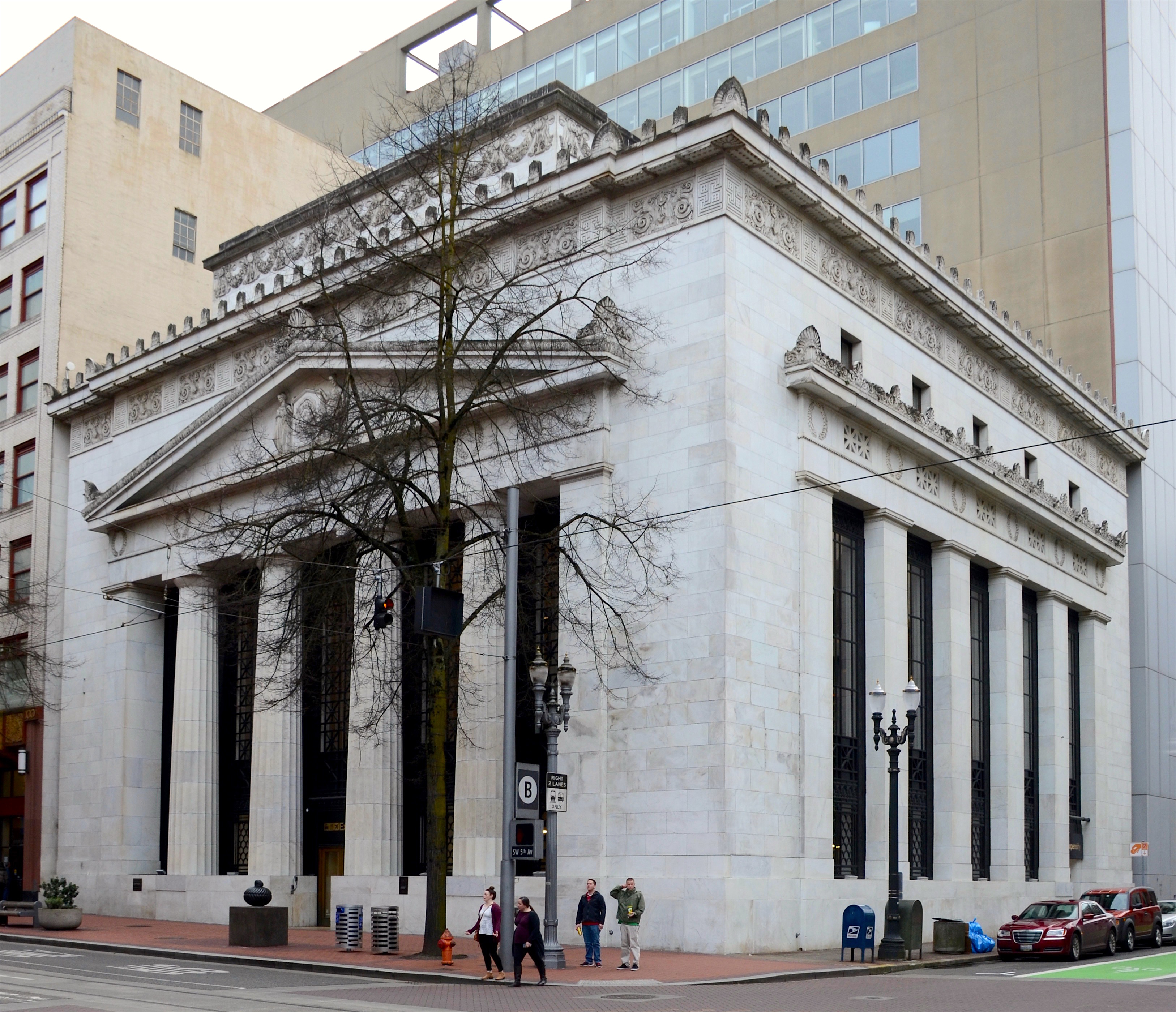 First National Bank Building (Portland, Oregon) - Wikipedia