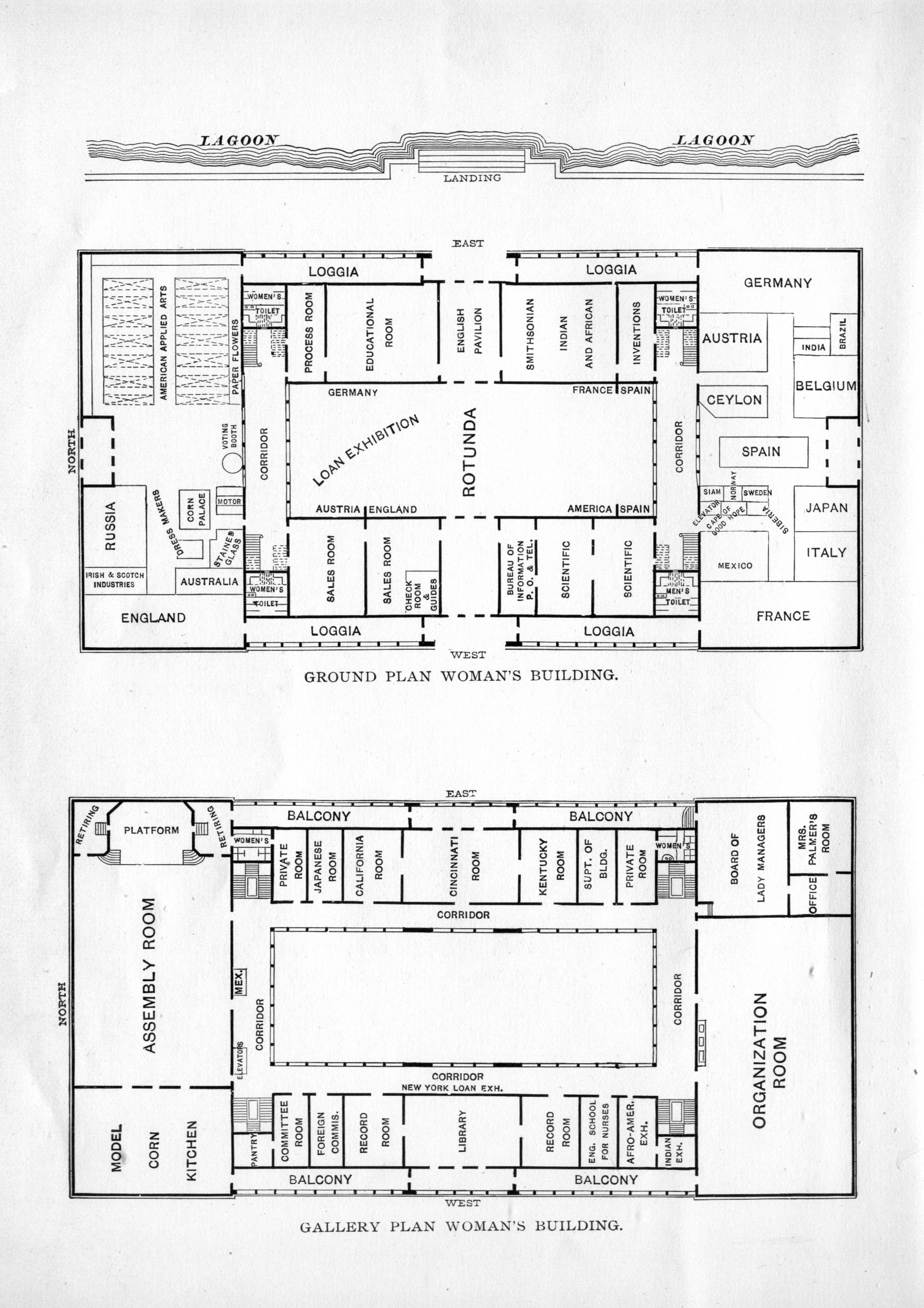 File Floor Plan And Ground Plan Of The The Woman S