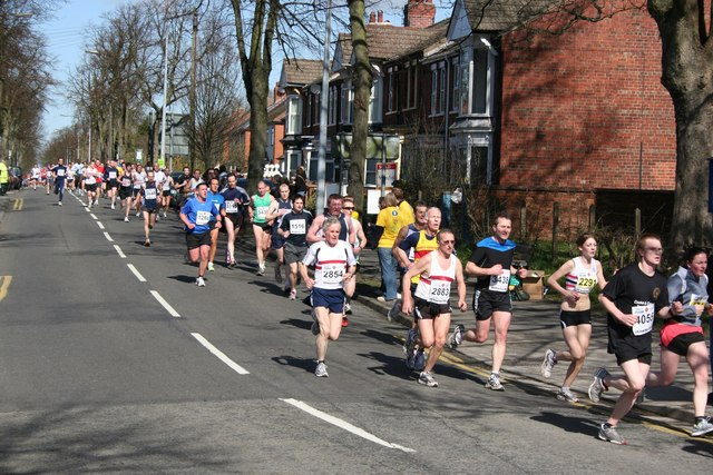 File:Front runners - geograph.org.uk - 904830.jpg