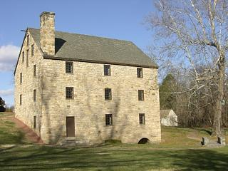George Washingtons Gristmill United States historic place