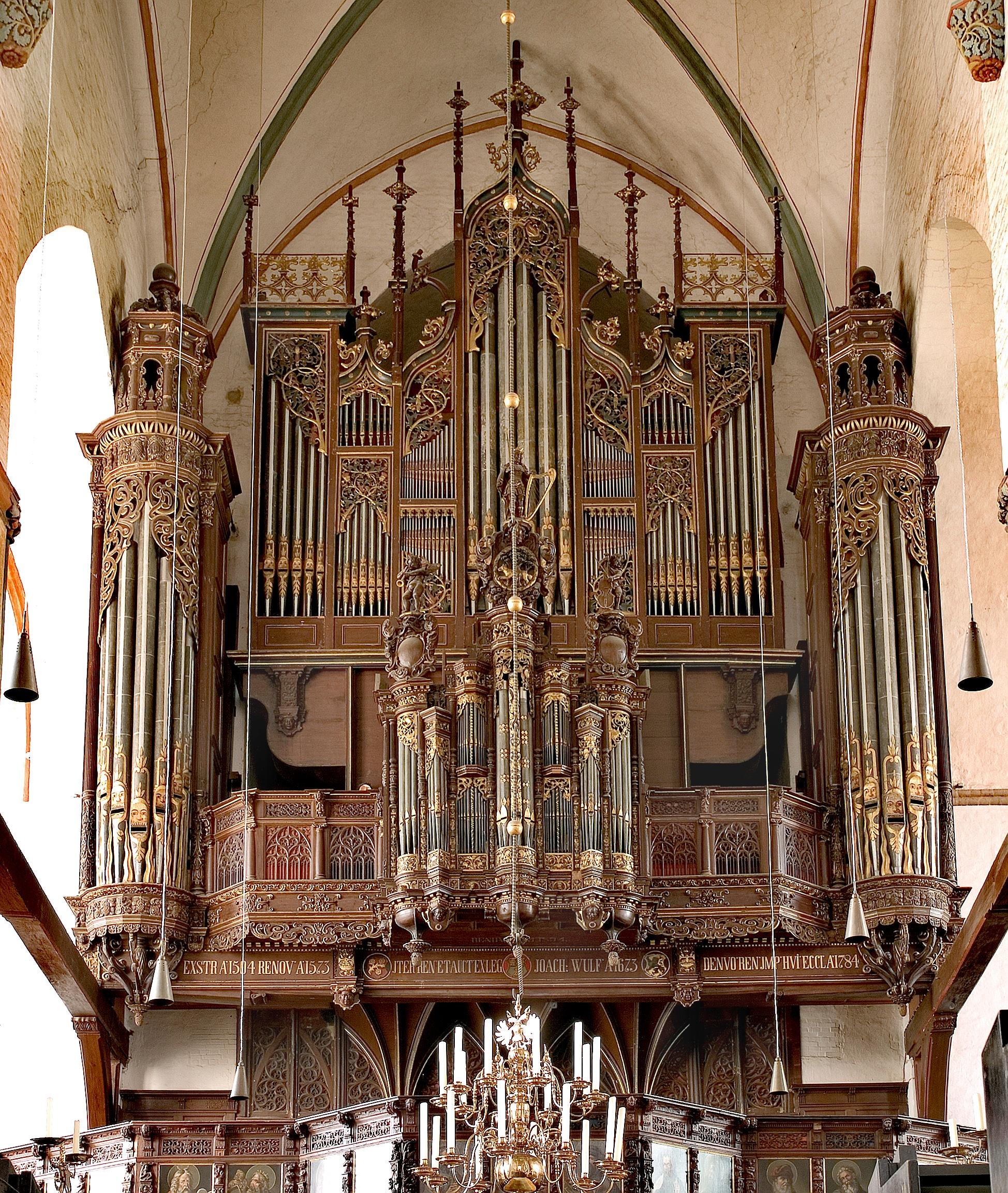 Église Saint-Jacques de Lübeck