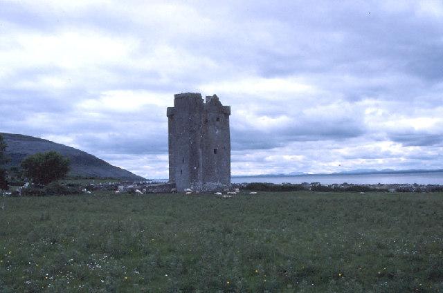 File:Gleninagh Castle - geograph.org.uk - 65579.jpg