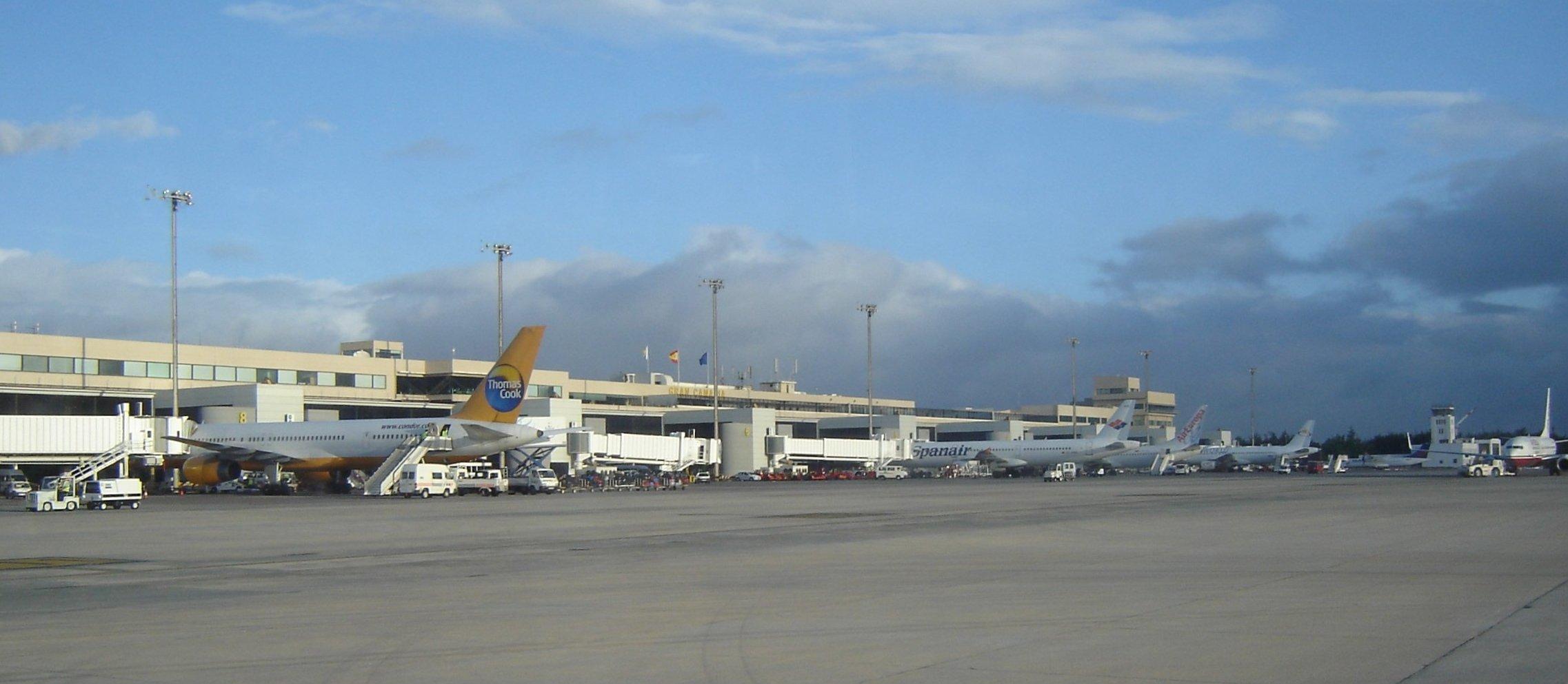 Aeroporto Gran Canaria : File gran canaria airport g wikimedia commons