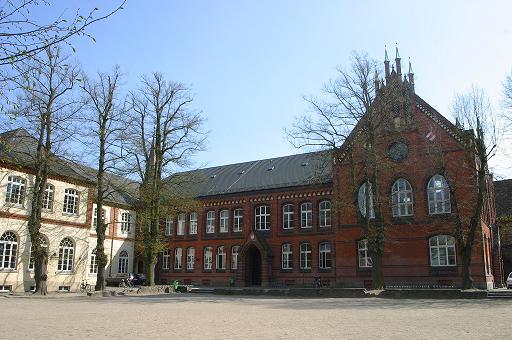Kloster des Heilgen Franziskus heutige Große Gesamtschule