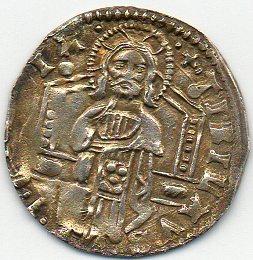 Venetian Grosso silver coin