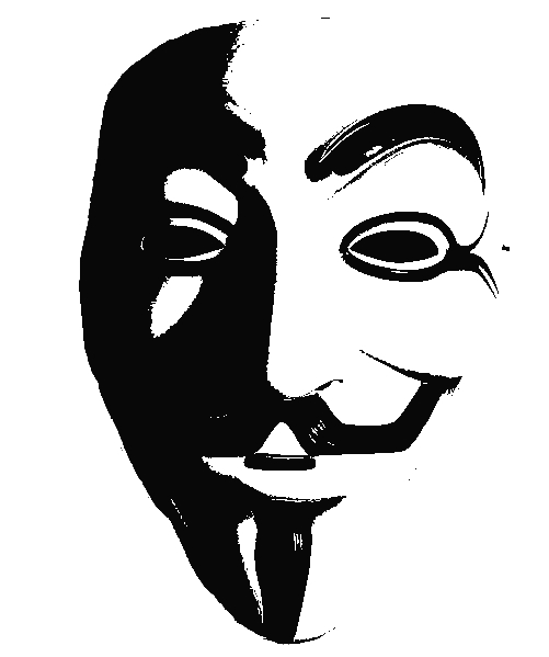 fileguy fawkes mask black and whitejpg wikimedia commons