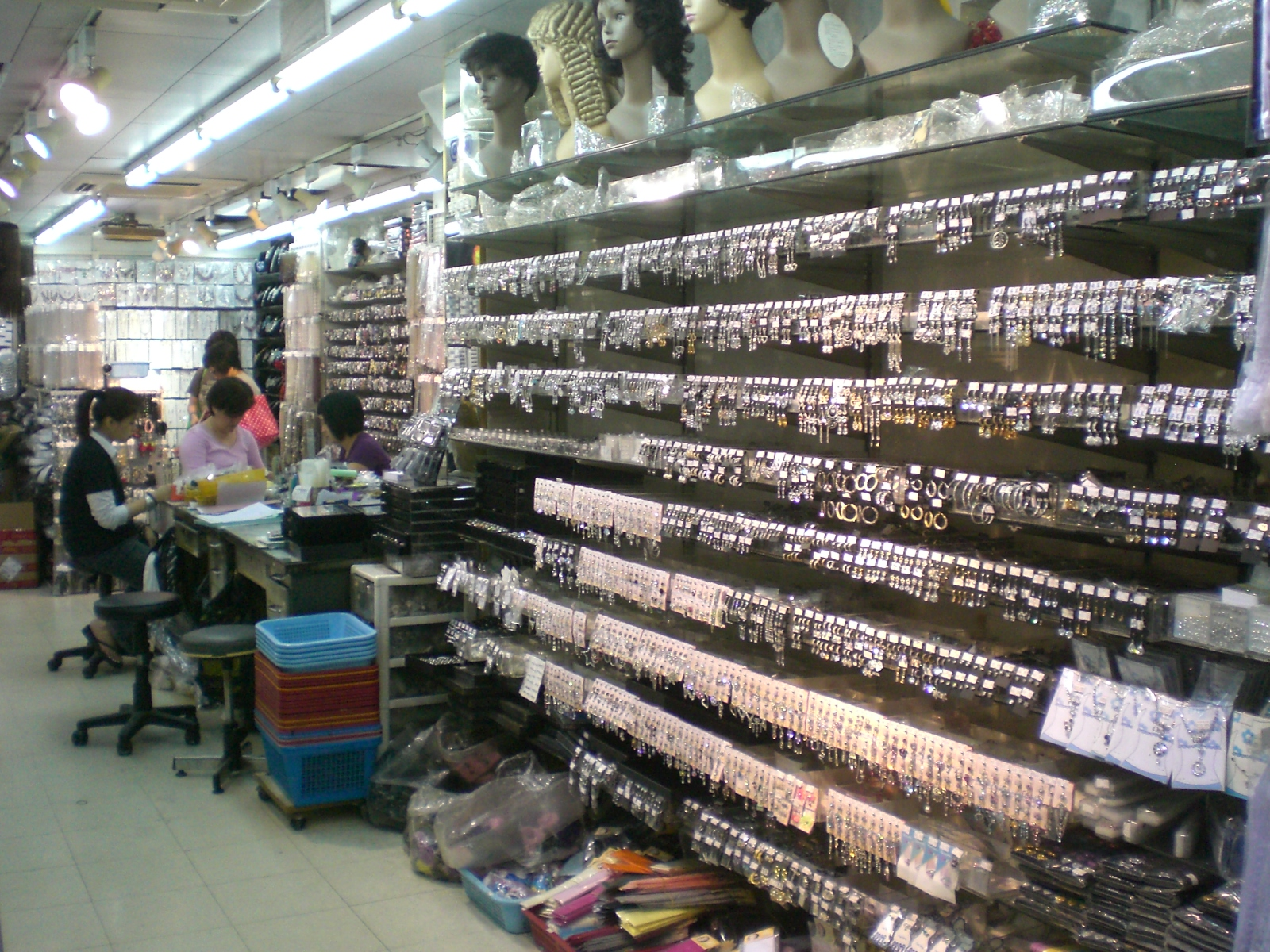 Costume Jewelry Manufacturers Mark Rk In Block Capital Letters