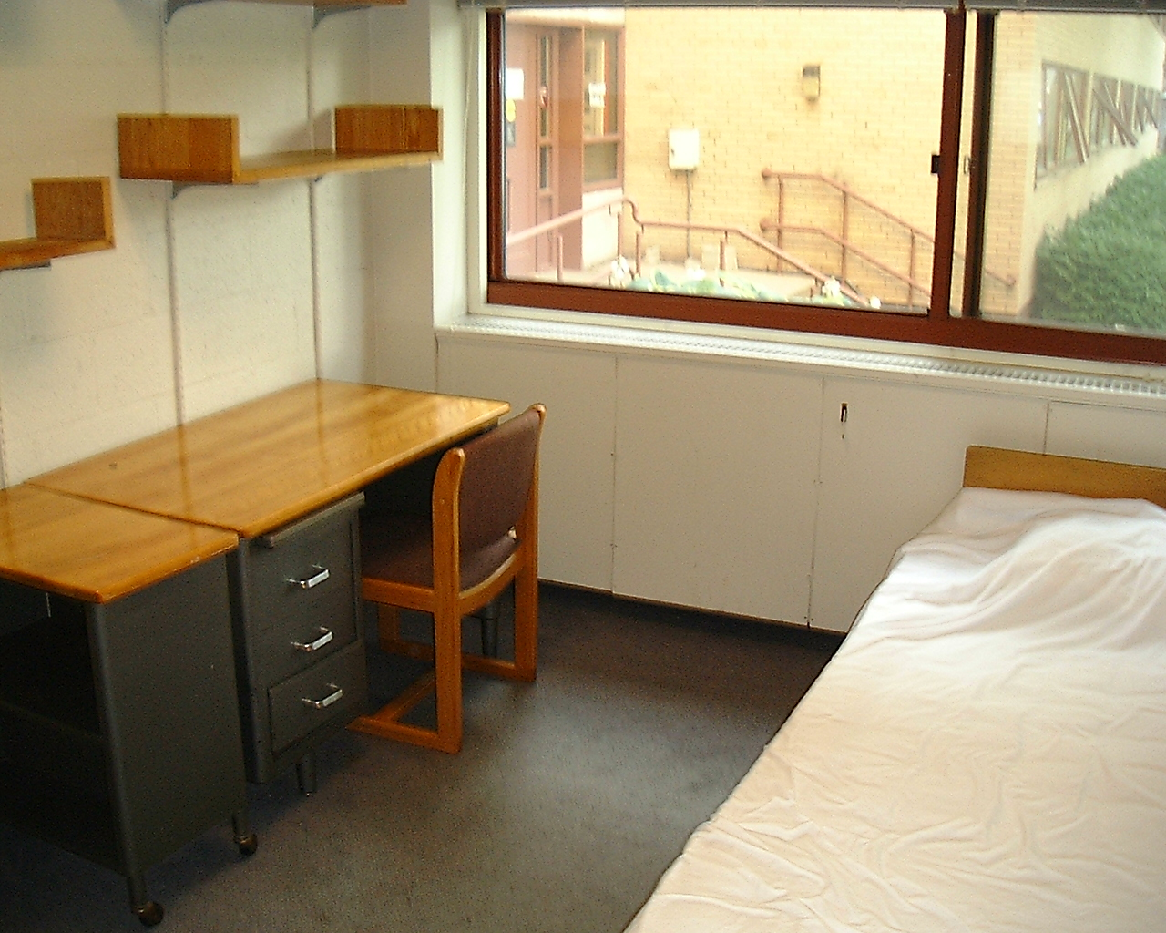 Dorm Rooms At Hoeing U Of Rochester