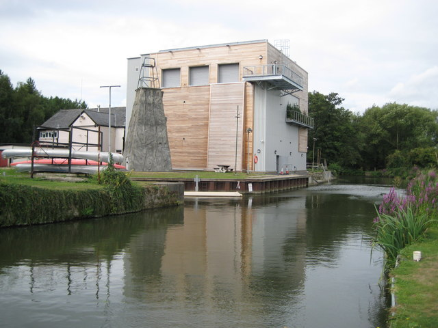 Harlow Outdoor Pursuits Centre - geograph.org.uk - 1469139