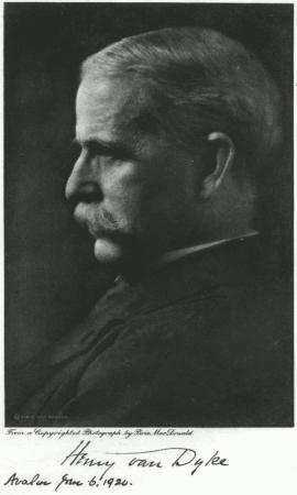 Henry van Dyke (1852-1933)