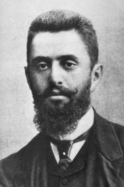 Theodor Herzl - Biquipedia, a enciclopedia libre
