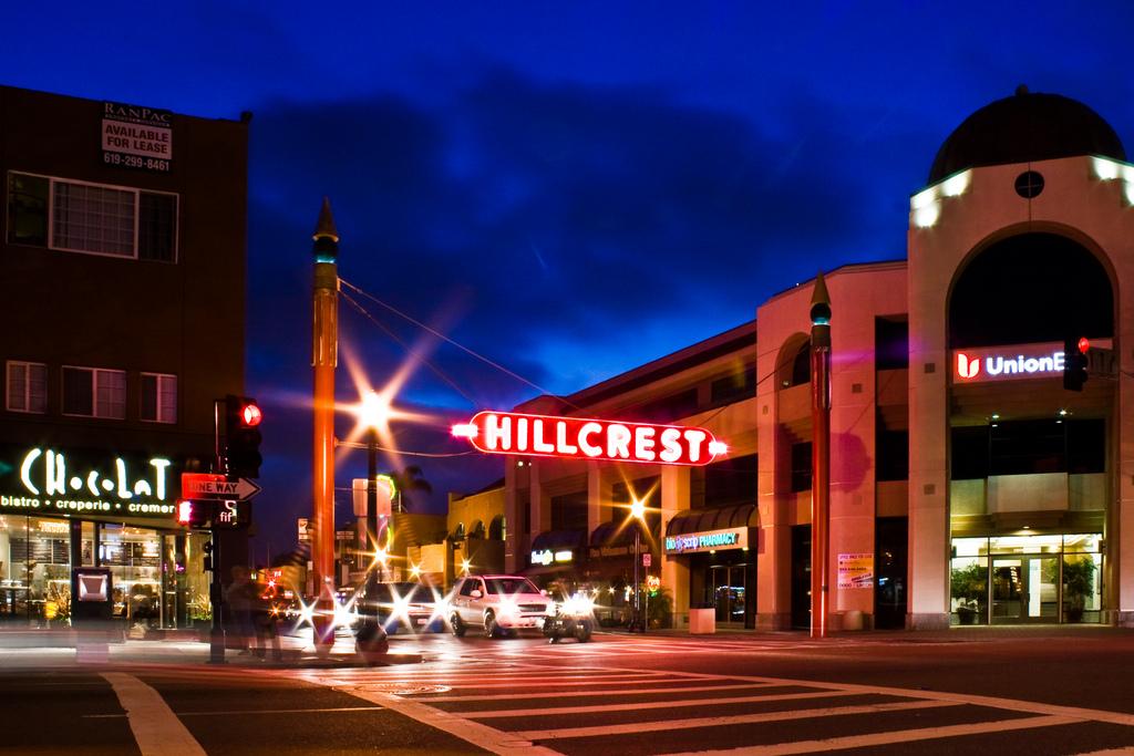 Image result for hillcrest san diego